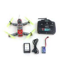 F16051-A KINGKONG FPV 260 Frame Small Quadcopter with Motor ESC Flight Control Opensource 6Ch TX & RX Battery RTF Drone FS(China (Mainland))