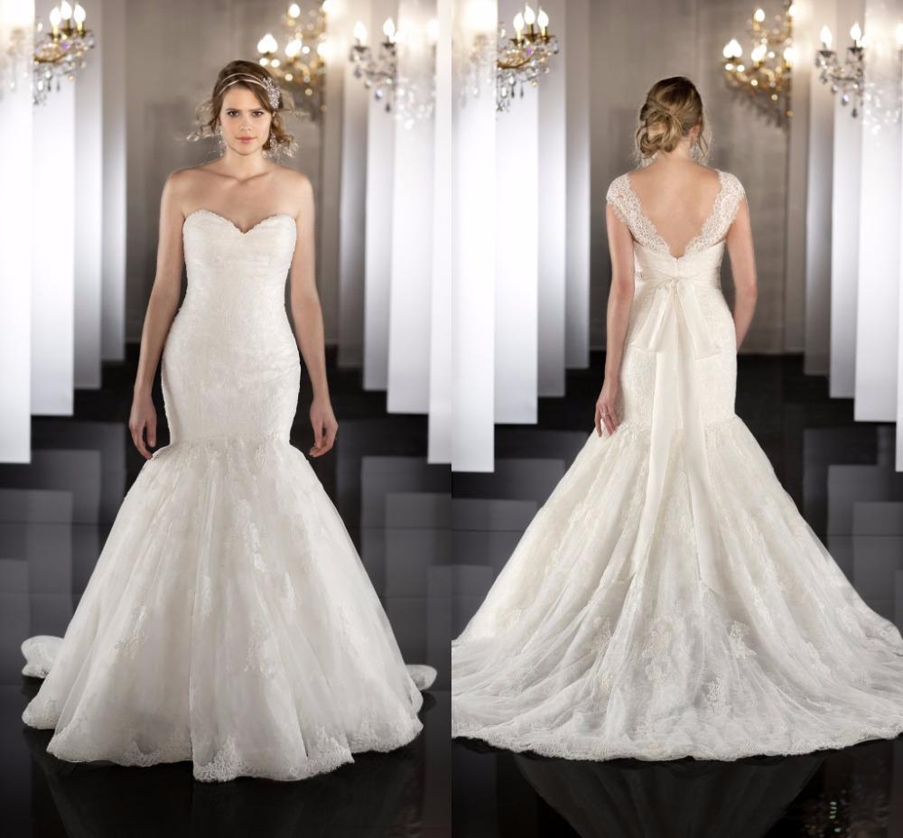 Халат де mariage русалка свадьба платье сердечком открытые плечи съёмный куртка свадебные платья свадьба платья