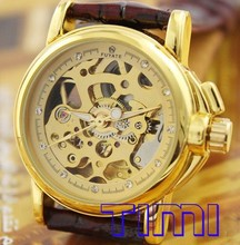 Recorte Fuyate mecánico reloj niñas mujeres de damas moda del reloj j010 totalmente automático