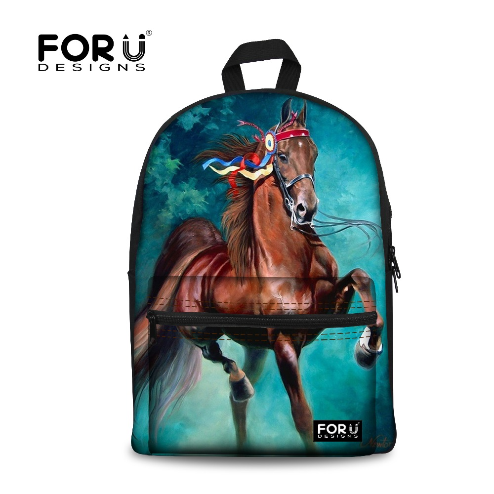 Online Get Cheap Teenage Girl Backpacks Horses -Aliexpress.com ...