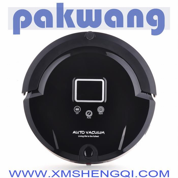Hot Sale Newest Version Prompt Cordless Sweeper Robot Vacuum Cleaners(China (Mainland))