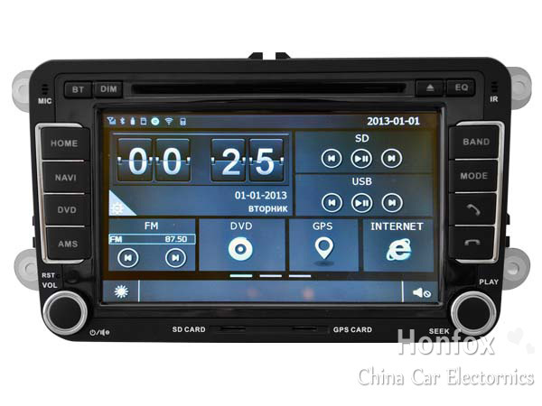car dvd head unit for volkswagen vw tiguan touran eos. Black Bedroom Furniture Sets. Home Design Ideas