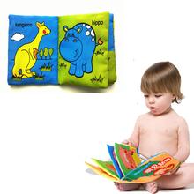 Горячая распродажа мягкой тканью Kid интеллект развития жж картина познать книга красивую