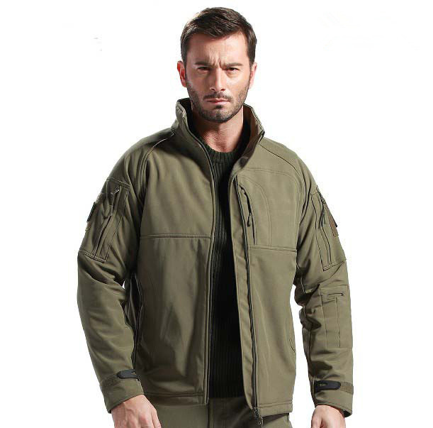 2015 Men Military Tactical Jackets Outdoor Waterproof Windbreaker Camouflage Hunting Camping Hiking - campaign trip store