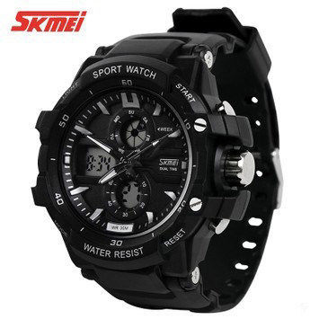 Free shipping 2014 fashion men's watches waterproof LED electronic watches multifunction sports watch children wristwatches(China (Mainland))
