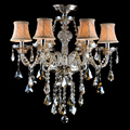 New Modern Crystal Chandelier Home Lighting lustres de cristal Decoration Chandeliers and Pendants Living Room Lamp
