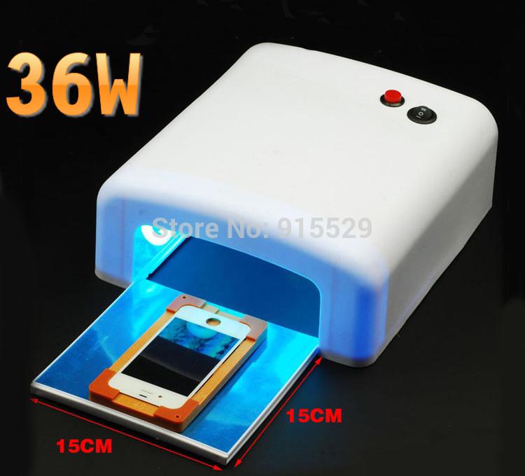 new 36w uv lamp curing light uv adhesive curing light 4 uv. Black Bedroom Furniture Sets. Home Design Ideas