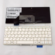 New Russian Ru Keyboard for LENOVO Ideapad S9E S10E S9 S10 Laptop Accessories Parts Replacement White (K662-RU)
