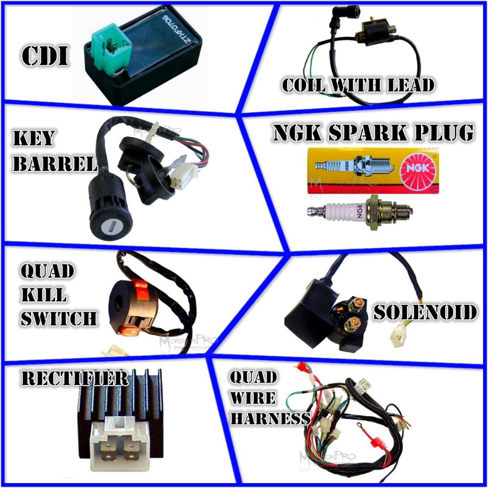 chinese atv solenoid wiring chinese image wiring chinese atv key switch wiring diagram chinese on chinese atv solenoid wiring