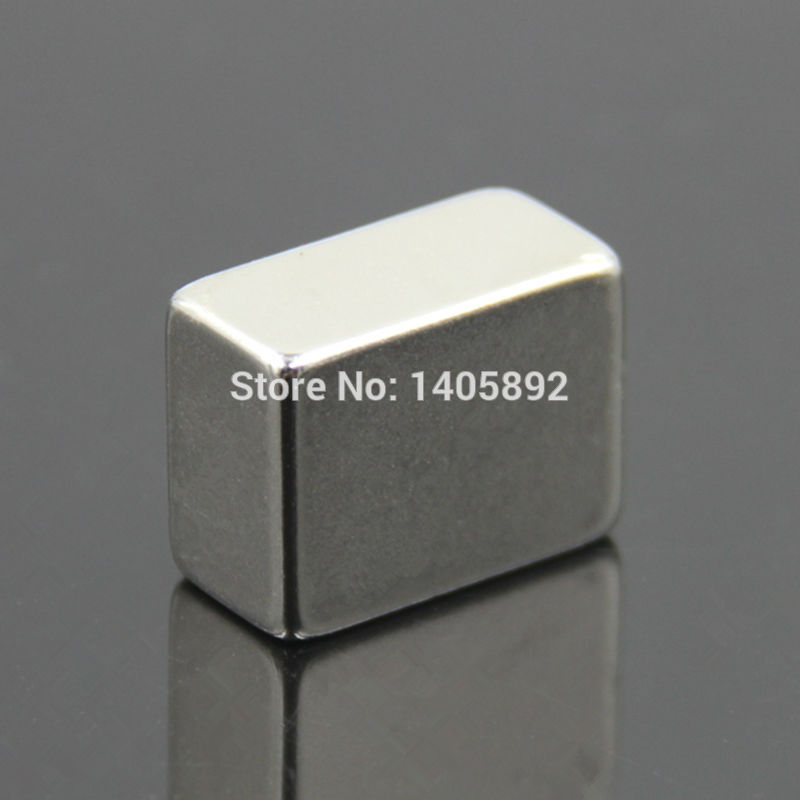 20pcs Super Powerful Strong Rare Earth Block NdFeB Magnet Neodymium N35 Magnets F30*10*10mm- Free Shipping<br><br>Aliexpress