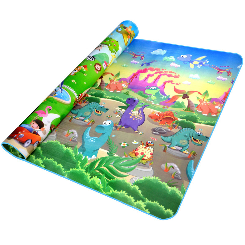 Baby Play Mat 2 1 8 Meter Baby Crawling Mat Double Surface