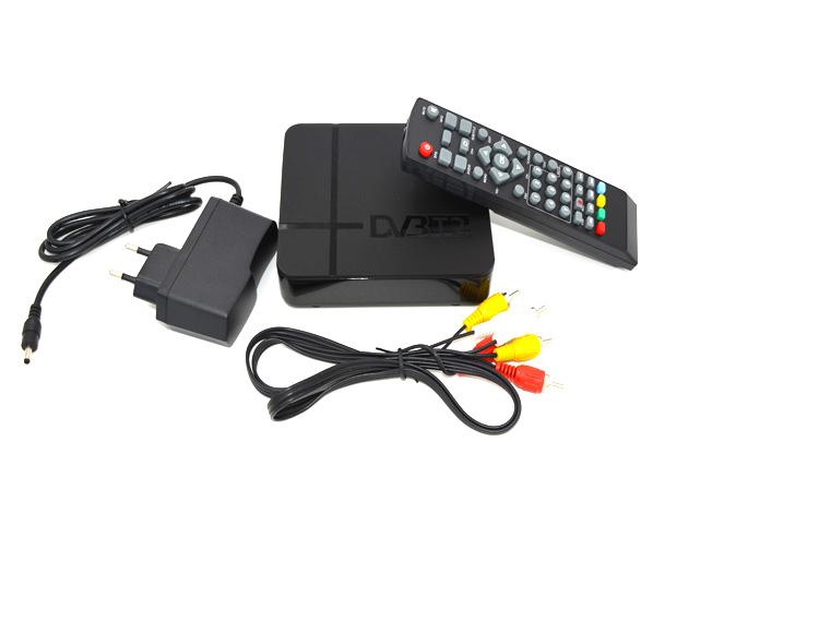 Телеприставка DVB T2 dvb/t