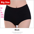 Women Brand Panties Plus Size XXXL Women Underwear Panties Breathable Seamles Big Size Slimming Lingerie Briefs