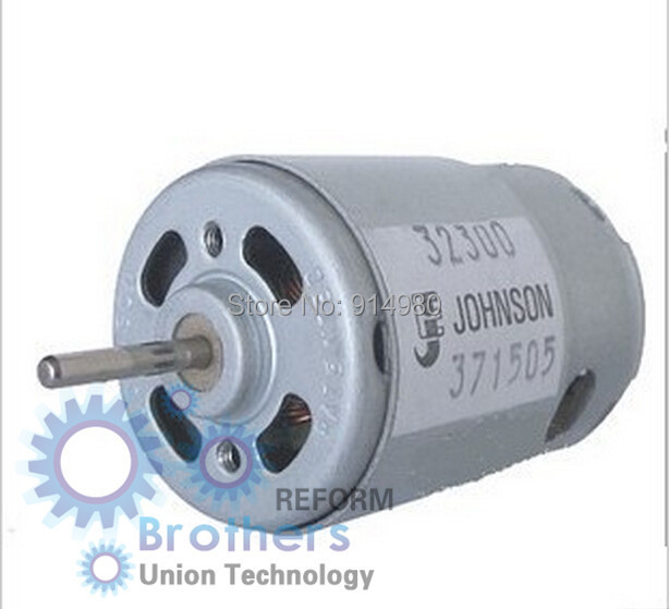Buy new 380 high speed high torque dc for High speed high torque electric motor