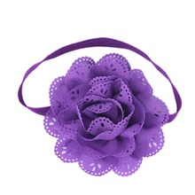 Fancy European And American Style Mesh Elastic Children's Hairband Drop Shipping BB-325