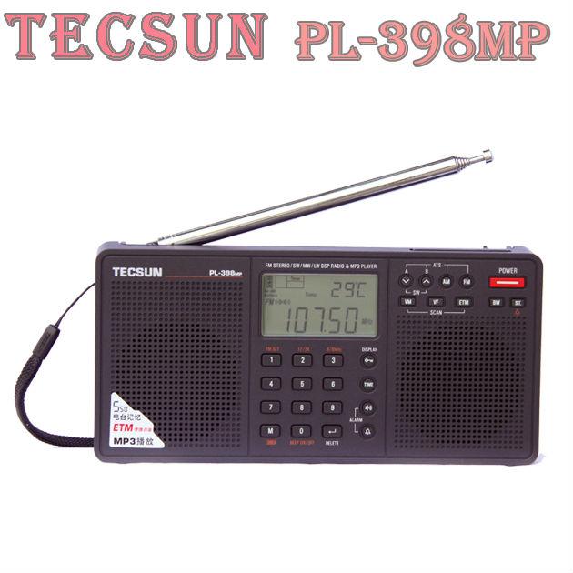 Радио TECSUN pl/398mp FM