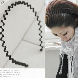 Free shipping, hairband, fashion black headband, best price