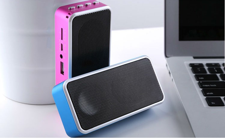 Music Angel JH-MD09 USB Download Portable Mini Speaker for mp3 mp4 and Computers(China (Mainland))