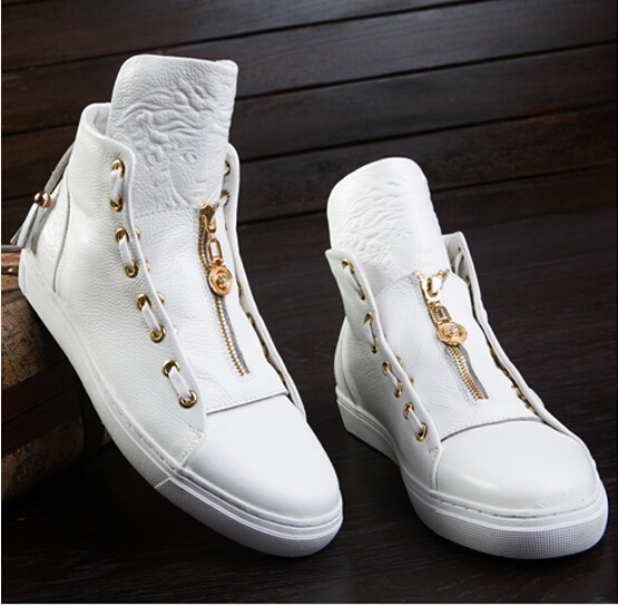dropshipping high top s genuine leather brand name