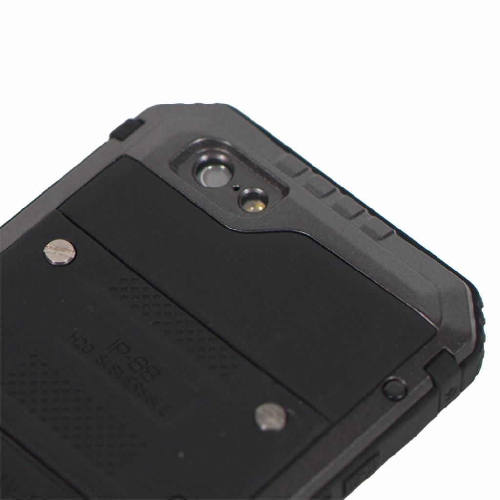 Luxury IP68 100% Waterproof Metal Aluminum Armor Hard Case For iPhone 5 5s SE 6 6s/6 6s Plus Underwater 3M Diving Cover Cases