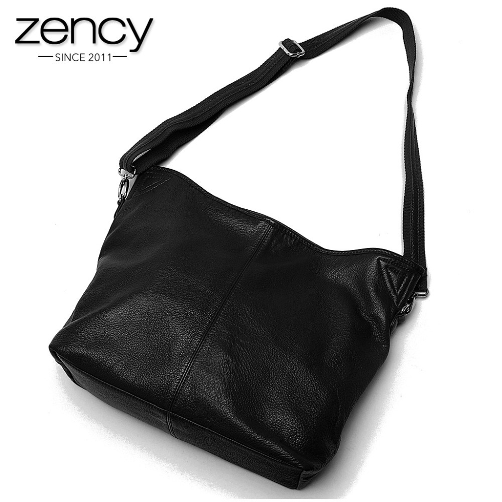 Free Shipping Wholesale Womens Ladies Genuine Real Leather Handbag Tote
