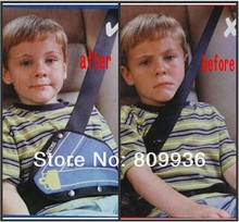 2013 free air delivery vehicle children safety belt adjuster, child resistant safety belt protector shave