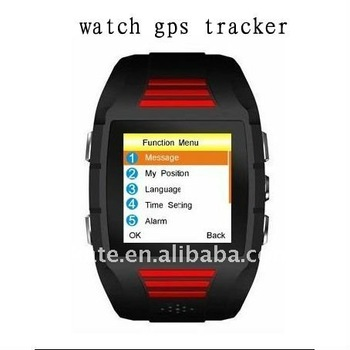 New Security motorcycle watch gps tracker Watch Style AT430