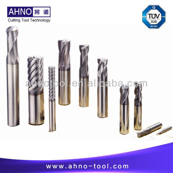 10pcs/lot D8.0mmx16mmx60mm 4 Flutes BALL 100% Tungsten Solide Carbide End Mill Tool Grinder For CNC Milling free shipping(China (Mainland))