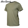 Summer Men T shirt Tactical Military Combat T Shirts Army Breathable Quick Dry Camo Hunt Camouflage