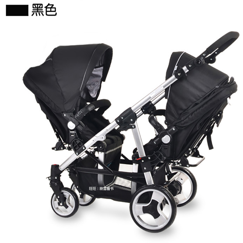 Easywalker twins baby stroller double directrions light folding pram five colors minnie - King Baby Stroller Home store