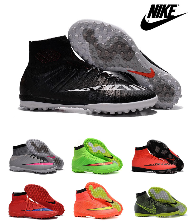 2015 Free Shipping NlKe Originals SupErflys IC And TF Football,ElaStICoS sOccEr,Cr7,bOtAs MerCuRIalINS IndOor ShOeS Hot Sale(China (Mainland))