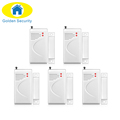 Door window Magnetic Sensor for Wireless GSM PSTN Alarm System Security Accessories 5pcs lot