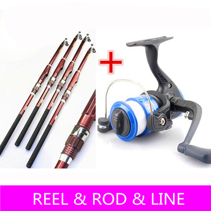 Combo rod and reel fly fishing combo line as gift fishing for Fly fishing rod and reel combo