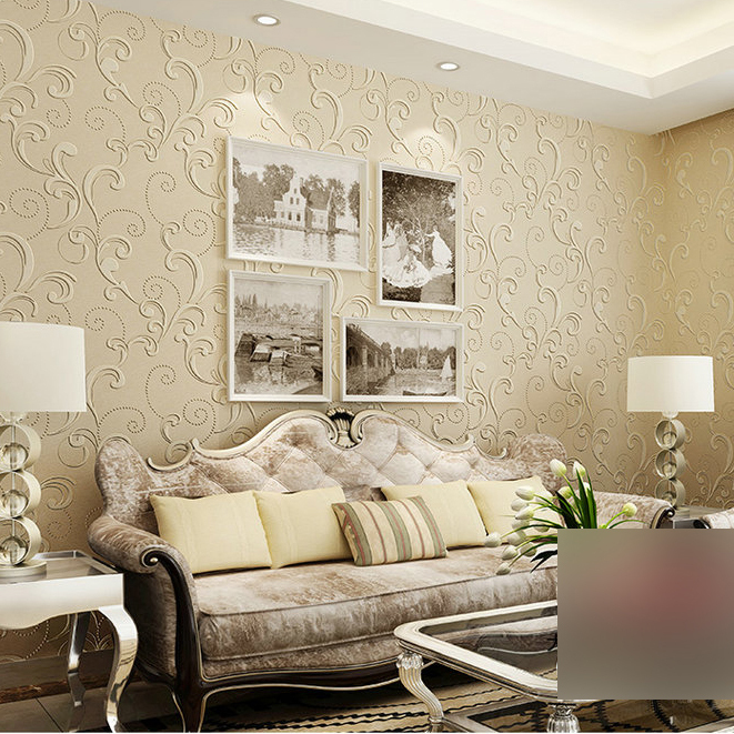 Wallpaper stencil picture more detailed picture about for Wallpaper home vintage