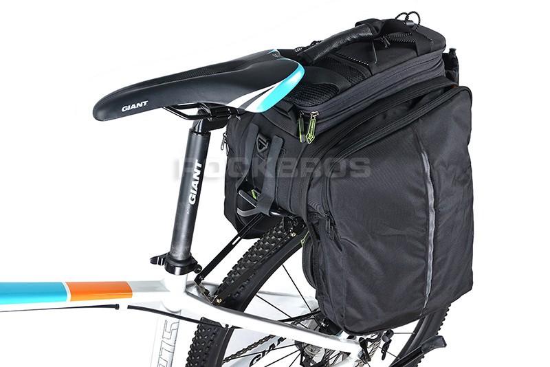 rockbros mtb fahrrad transporttasche gep cktr gertasche. Black Bedroom Furniture Sets. Home Design Ideas