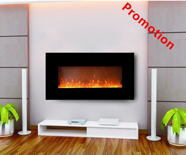 European free shipping wall mounted fireplace decor for Decor flame electric fireplace