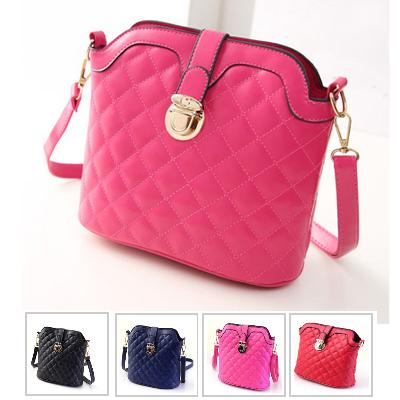 Сумка через плечо 100% Brand New VN 2015 Guilted le bodyBags WFCSB01721 сумка через плечо brand new 2015 women bag