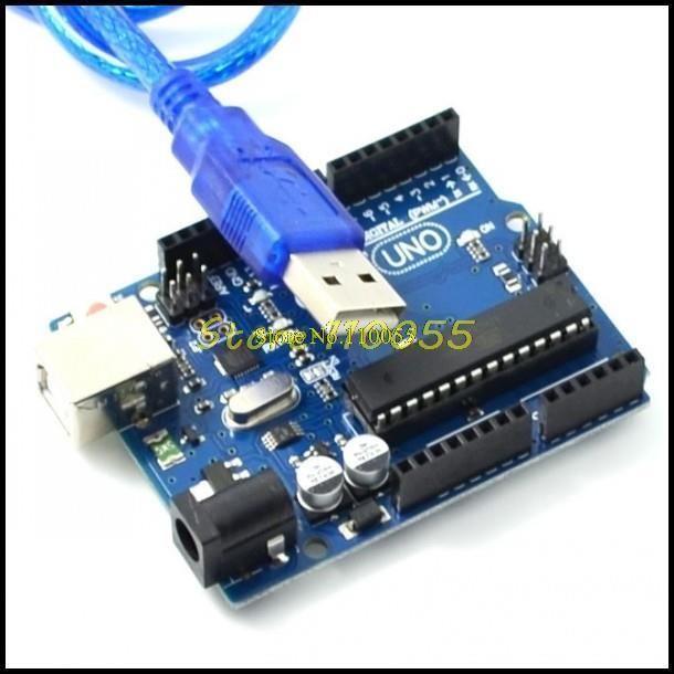 Best prices !!! UNO R3 MEGA328P ATMEGA16U2 for Arduino Compatible