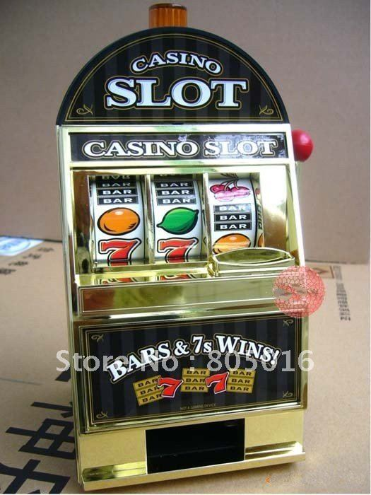Slot machine winner sound effect