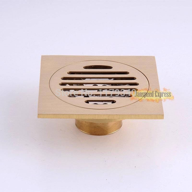 Bathroom Floor Waste Smell : Inch bathroom kitchen washroom pro copper floor waste