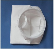 "Polypropylene PP material 5 micron liquid mesh filter bag homebrew,size 1, D7"" * L17"", 5pcs/lot, free shipping(China (Mainland))"