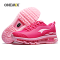 Max Woman Running Shoes For Women Nice Run Athletic Trainers Pink Zapatillas Sports Shoe Cushion Outdoor