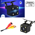 170 Degree Universal Waterproof HD CCD 4 LED Night Vision Car Rear View Camera Parking Assistance