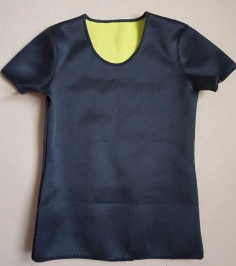 Hot Body Shapers T-shirt Hot Shapers Stretch Neoprene Slimming Vest Body Shaper Control Vest Tops