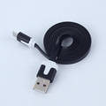 Micro USB Cable 1M Fast Charging Mobile Phone Android Cable USB Charger Date Sync Cable Wire