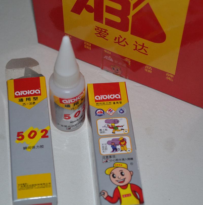 Эпоксидные клеи из Китая