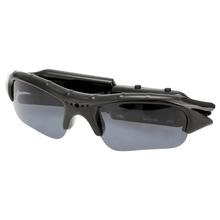 2016 New 640 * 480 Mini HD Sun Glasses Eyewear Digital Video Recorder Glass Camera Mini Camcorder Video Sunglasses 58(China (Mainland))