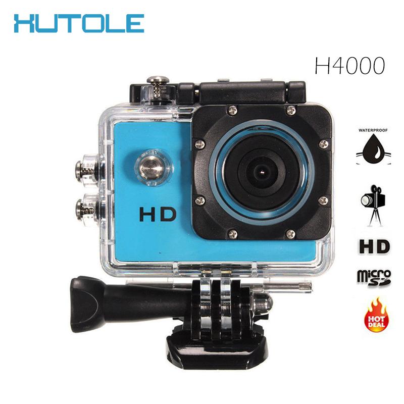 2017 HOT HD 720P Action Digital Camera 2.0 inch Screen Photo Camera Underwater 30m waterproof Cameras Video Recorder Mini camera(China (Mainland))