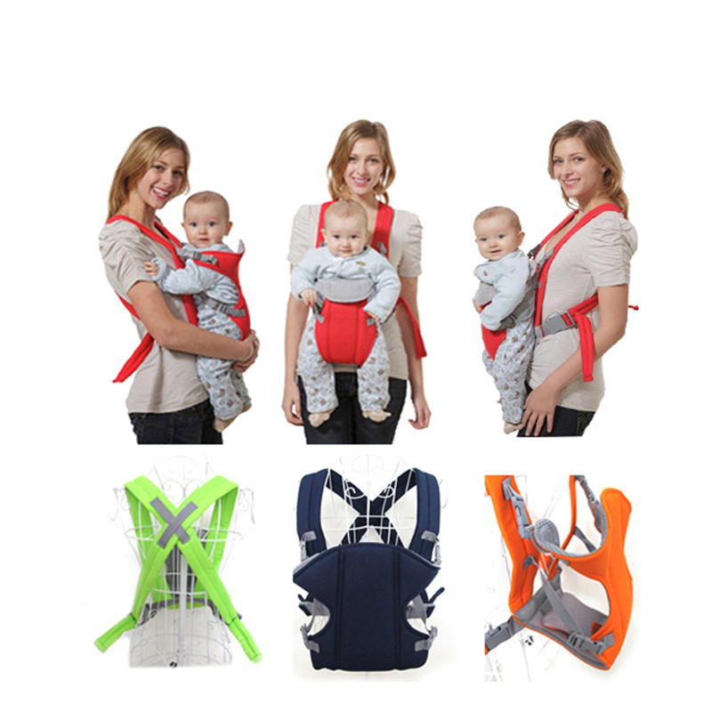 Multifunctional Baby Carrier Infant Backpack Comfortable Sling Pouch Wrap Portador De Bebe Carriage Product - Yiwu Oushang Commodity Co., Ltd. store
