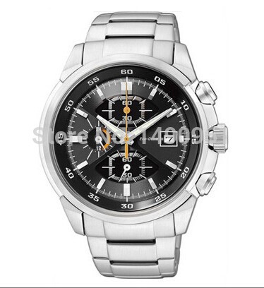 citizenablely watch original relogios citizennedly masculinos montre relojes relogio citizenablely watch men stainless steel(China (Mainland))